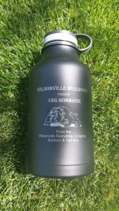 Hydro Flask - Army - Wilsonville Bulldogs