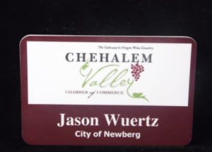 Sublimation Name Tag