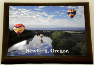 True sublimation plaque perfect for any full color image or logo you may want to present or have made into a permanent keepsake.